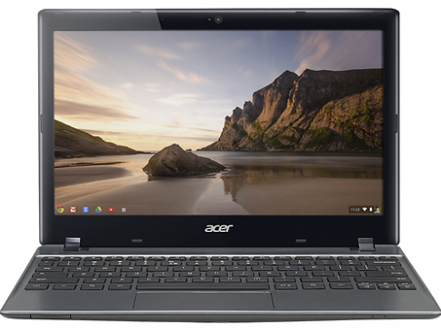 Laptop Acer Chromebook giá chỉ hơn 4 triệu đồng
