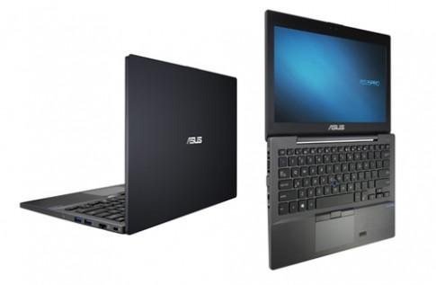 Laptop bền bỉ, cân nặng chỉ 1,27 kg của Asus