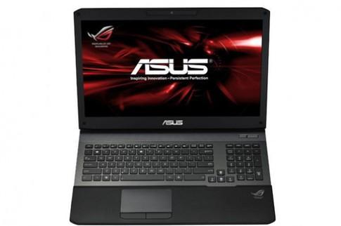 Laptop chơi game Asus G75 giá hơn 30 triệu đồng