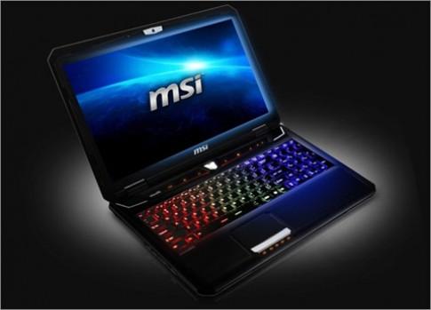 Laptop chơi game MSI GT60 và GT70 nâng cấp đồ hoạ