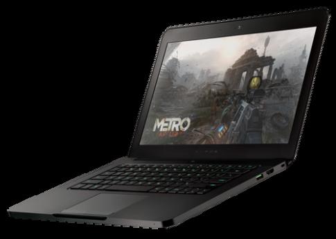 Laptop chơi game Razer Blade được nâng cấp, thêm bản 14 inch