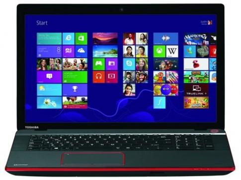 Laptop chơi game xuất được video 4K của Toshiba