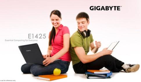 Laptop Core i5 của Gigabyte từ 12,8 triệu đồng
