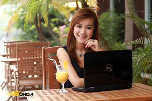 Laptop Dell M4040 giá rẻ cho sinh viên