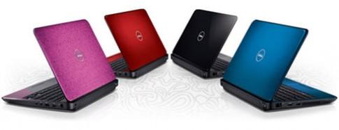 Laptop dùng chip AMD lõi kép giá 10 triệu của Dell
