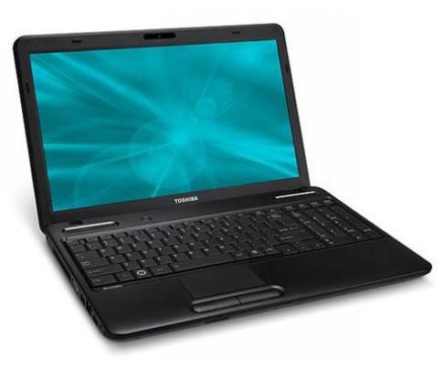 Laptop dùng chip Intel B940 giá rẻ của Toshiba
