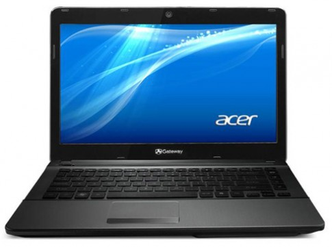 Laptop hạng sang Gateway NV47H12V