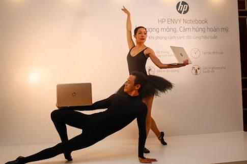 Laptop HP Envy thế hệ mới về Việt Nam