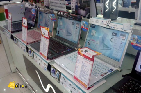 Laptop Ivy Bridge 'tấn công' thị trường