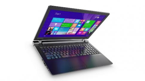 Laptop Lenovo ideapad 100 gọn nhẹ cho sinh viên