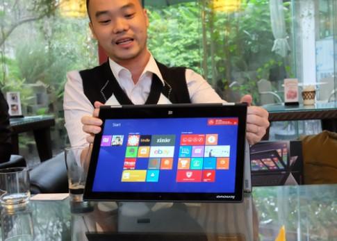 Laptop Lenovo Yoga 2 Pro màn hình siêu nét gập 360 độ