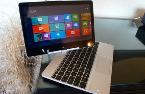 Laptop màn hình cảm ứng xoay HP EliteBook Revolve