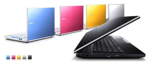 Laptop màn hình lớn Samsung Series 3 300V