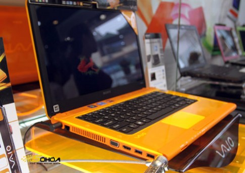 Laptop mới ra thị trường tháng 5