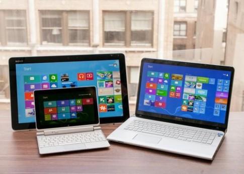 Laptop năm nay có pin tốt hơn 50% so với năm ngoái