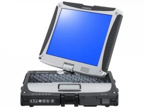Laptop Panasonic siêu bền giá gần 80 triệu đồng