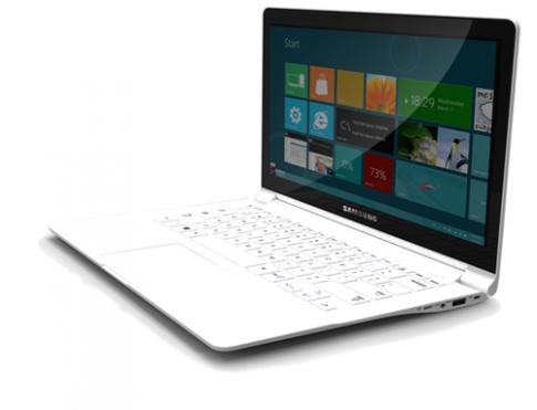 Laptop siêu di động của Samsung cạnh tranh MacBook Air 2013