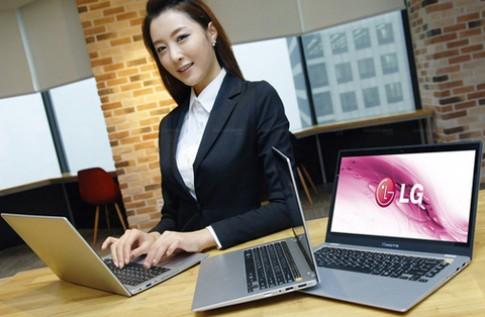 Laptop siêu di động mới của LG khởi động chỉ mất 9,9 giây