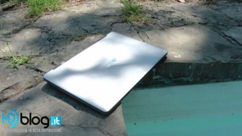 Laptop siêu mỏng của Acer lộ hình thực tế