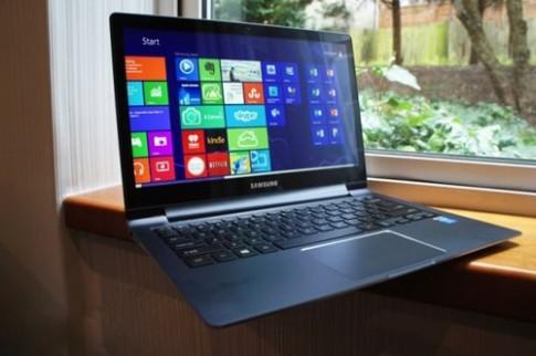 Laptop siêu mỏng của Samsung giá từ 41 triệu đồng