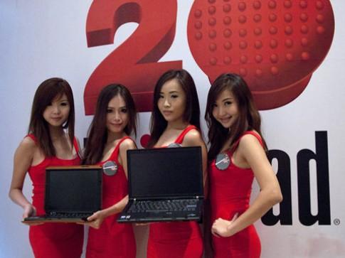 Laptop ThinkPad tròn 20 tuổi