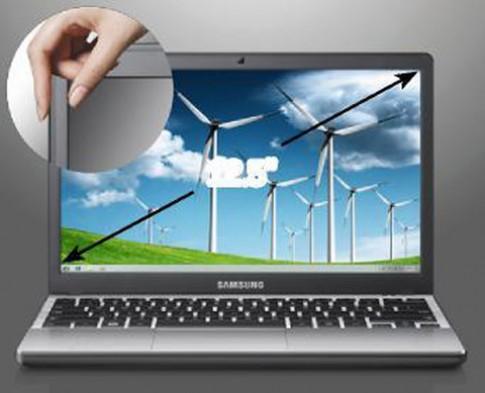 Laptop thời trang cho sinh viên Samsung 350U2Y