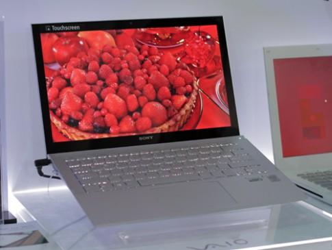 Laptop tiêu biểu của Số Hóa Tech Awards 2013