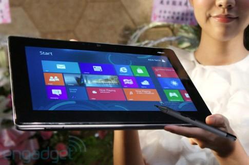 Laptop Windows 8 hai màn hình của Asus
