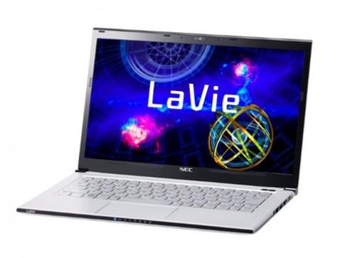 LaVie Z 'giảm cân', giá 1.600 USD tại Nhật