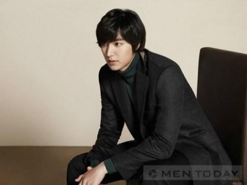 Lee Min Ho lãng tử quý ông mùa Thu