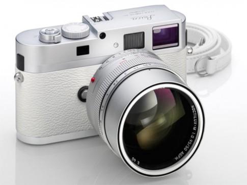 Leica M9-P bản đặc biệt màu trắng giá 30.000 USD