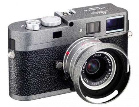 Leica M9-P chưa ra mắt đã có bản đặc biệt