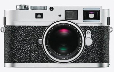 Leica M9 rắc rối với thẻ SanDisk