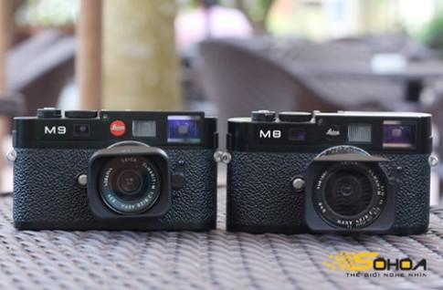Leica nâng cấp firmware cho M8