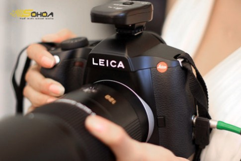 Leica nâng cấp firmware cho S2