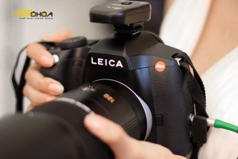 Leica nâng cấp firmware cho S2 và S2-P