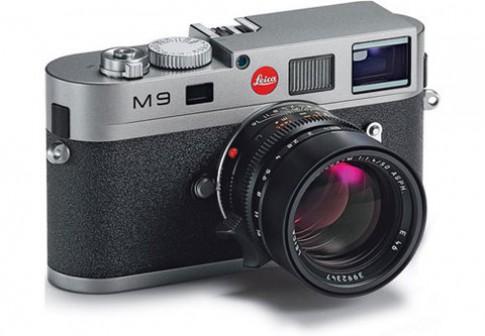 Leica ra firmware mới cho M9