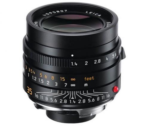 Leica ra ống 35mm mới cho dòng M