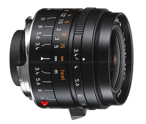 Leica ra ống kính góc rộng cho máy M series