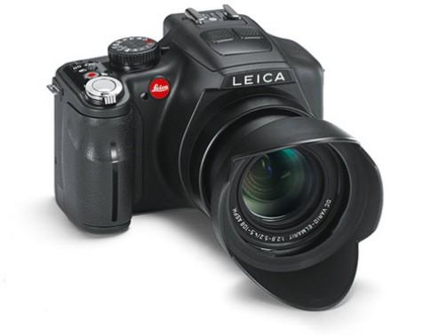 Leica V-Lux 3, siêu zoom 24x dùng cảm biến CMOS