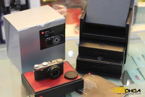 Leica X1 giá hơn 40 triệu đồng ở Hà Nội
