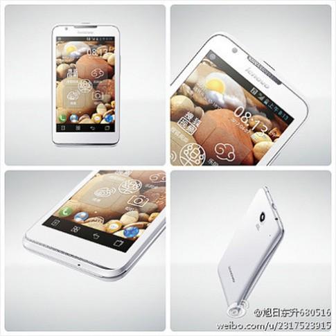 Lenovo giới thiệu smartphone LePhone thế hệ 3