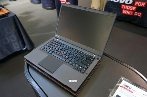 Lenovo hiện đại hóa dòng ThinkPad T với T431s