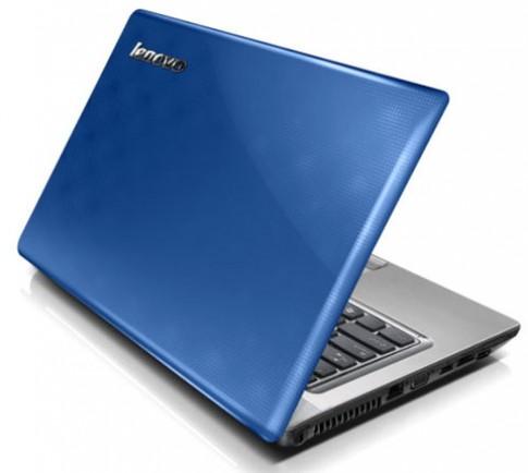 Lenovo IdeaPad Z460 có thêm màu mới