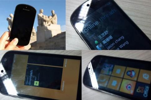 Lenovo muốn sửa đổi Windows Phone 8