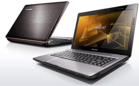Lenovo nâng cấp IdeaPad Y470 với card đồ hoạ mới