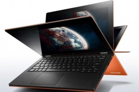 Lenovo ngừng bán laptop màn hình xoay chạy Windows RT