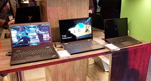 Lenovo phân dòng X1 cao cấp thành 3 phiên bản khác nhau