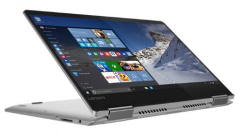 Lenovo ra bộ ba laptop Yoga mới và máy tính bảng giống Surface