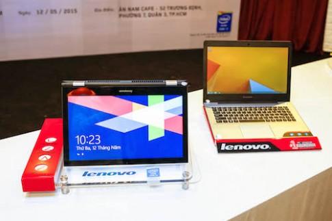 Lenovo ra bộ đôi laptop tầm trung mới